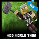 Mod  World Thor for MCPE
