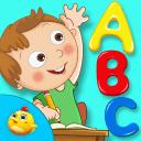 幼儿ABC拼图为孩子