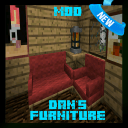 Dan's Furniture Mod for MCPE