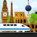 My Train Companion 欧洲铁路公司所有