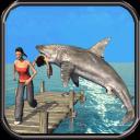 鲨鱼复仇:巨齿鲨