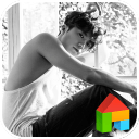 2PMWooyoung LINELauncher theme