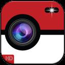 Go Fake Pokeball Camera prank