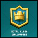 皇室战争壁纸:FanArt
