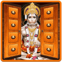 Jai Hanuman Door Lockscreen HD