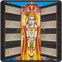 Lord Vishnu Door Lockscreen HD