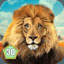 Wild African Lion Simulator 3D
