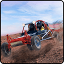 Off-Road Buggy Rally Racing