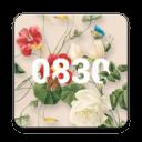 花朵表盘:Floral