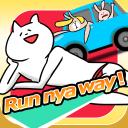 Run nya way !
