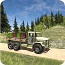 Offroad Cargo Truck Hill Drive