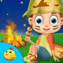 儿童探险夏令营