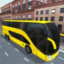 City Coach Bus Sim Driver 3D