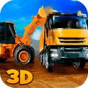 Loader Dump Truck Simulator 3D