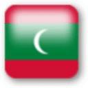 3D馬爾代夫國旗