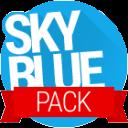天蓝主题包:Sky