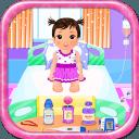 婴儿的医生女孩游戏