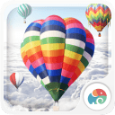 梦想氢气球动态壁纸
