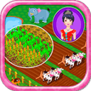 公主农场女孩游戏