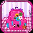可爱制袋机女孩子的游戏