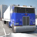 卡车司机3D阿拉斯加冬季道路
