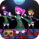 VR Anime Dancing Girls