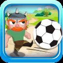 Barbarian Crazy Football game