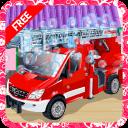 游戏消防车