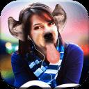 Snap Dog Face Filter & Sticker