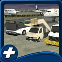机场地勤人员的模拟器