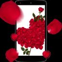 Rose petals 3D Live Wallpaper