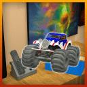 RC怪物卡车特技3D