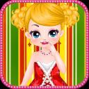 化妆公主圣诞节游戏