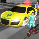 疯狂的救护车司机3D