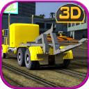 重型拖车司机3D 2015年
