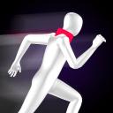 弯曲路径:无尽奔跑
