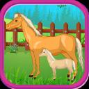 马出生的女孩游戏