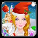 公主的女孩圣诞节游戏