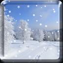 冬季圣诞雪景动态壁纸 免费