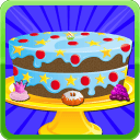 蛋糕制作女孩游戏