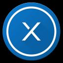 Theme Pixel Blue-Xperia主题