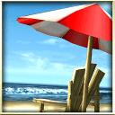 高清沙滩动态壁纸