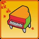 宝宝彩色音乐钢琴