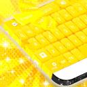 黄色的键盘应用程序