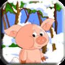 聪明的小猪--儿童动漫故事