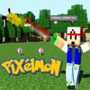 Mine pixelmon world: online PE