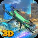 Crime City RC Drone Simulator