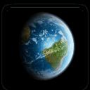 重力感应高清地球动态壁纸