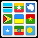 9 Flags - World Geo Quiz