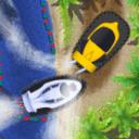 气垫船竞速